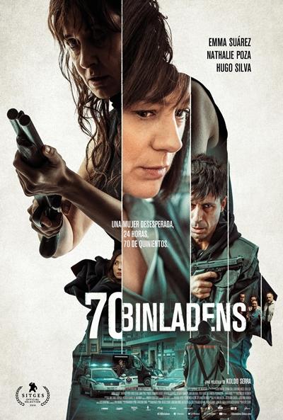 70 binladens  Thriller / 2018 / España / 100 minutos
