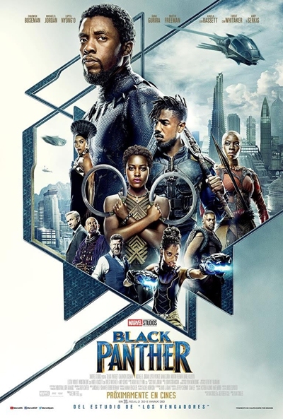 Black Panther  Aventuras / 2018 / EE.UU /