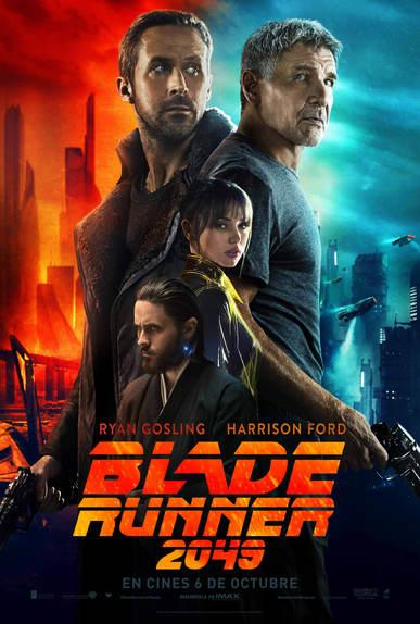 Blade Runner 2049  Ciencia-ficción / 2017 / EE.UU / 152 minutos