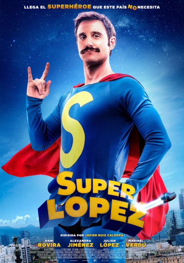 Superlópez  Comedia / 2018 / España /