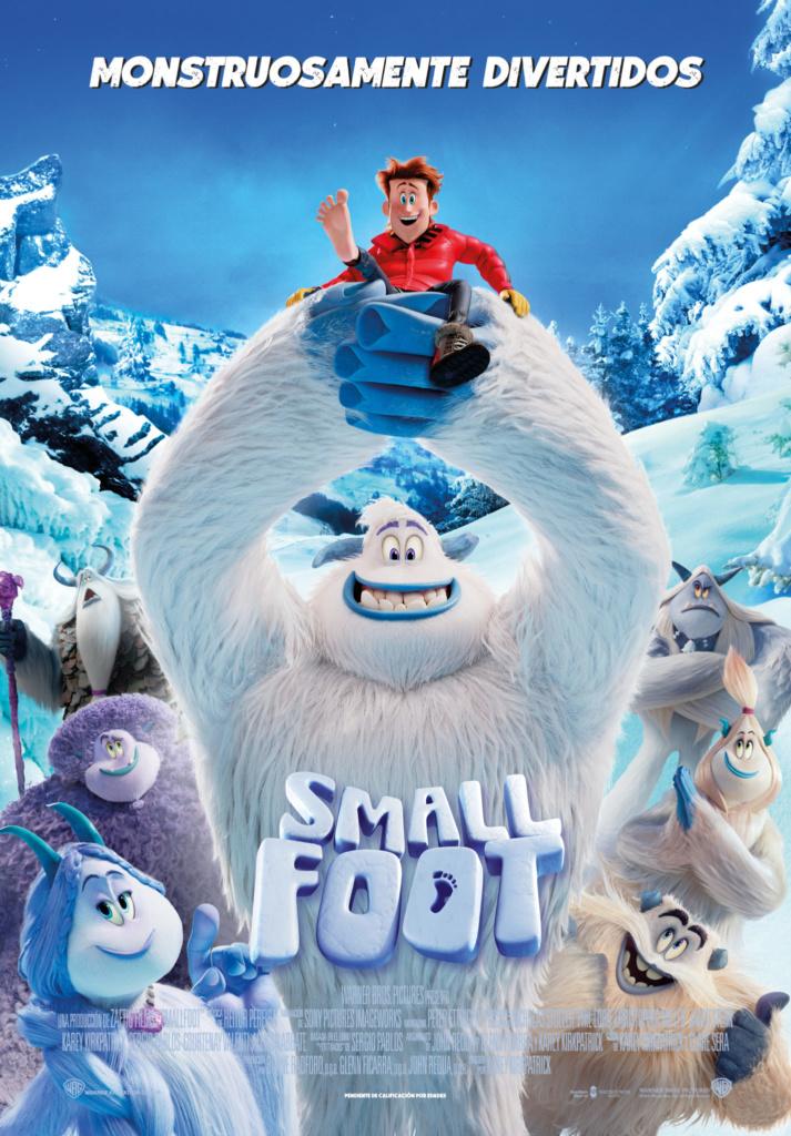 Smallfoot  Animación / 2018 / EE.UU /