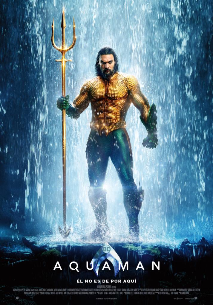 Aquaman  Ciencia-ficción / 2018 / EE.UU /