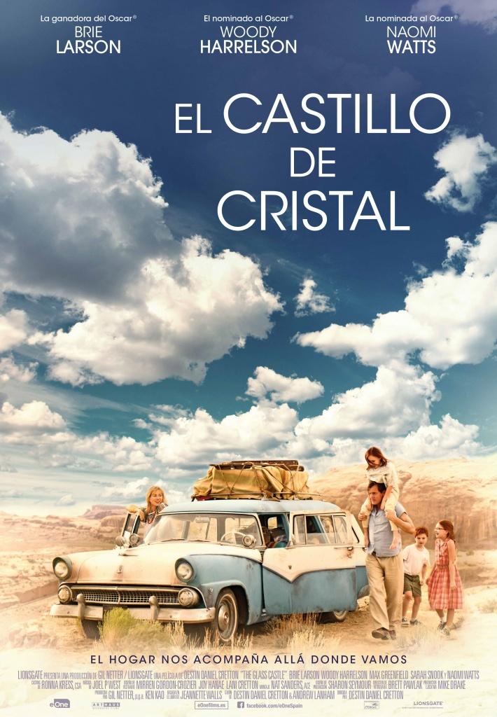 El castillo de cristal  Drama / 2017 / EE.UU / 127 minutos
