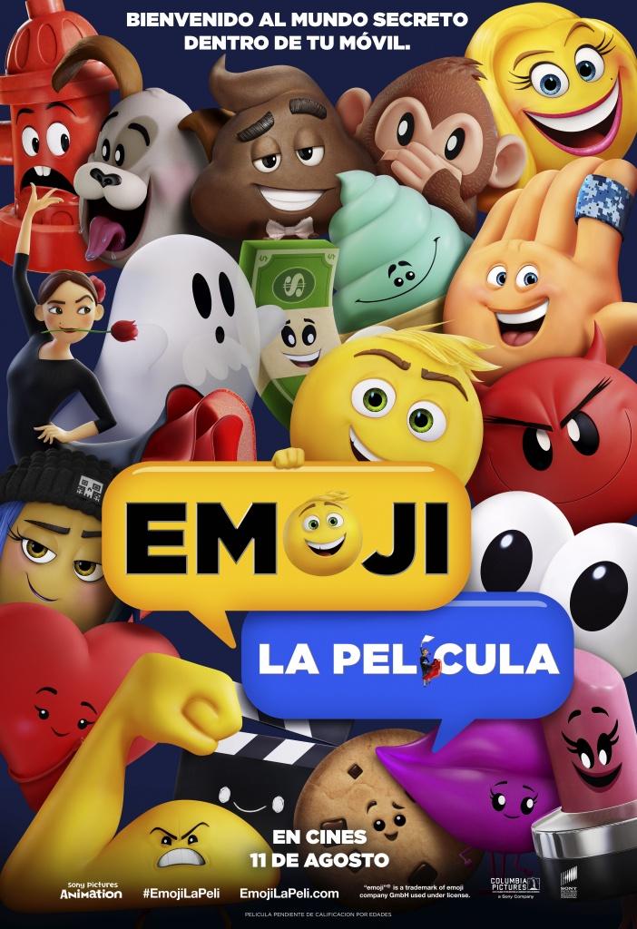 Emoji: La película  Animación / 2017 / EE.UU /
