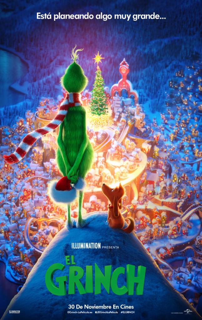 El Grinch  2018 / EE.UU / 110 minutos