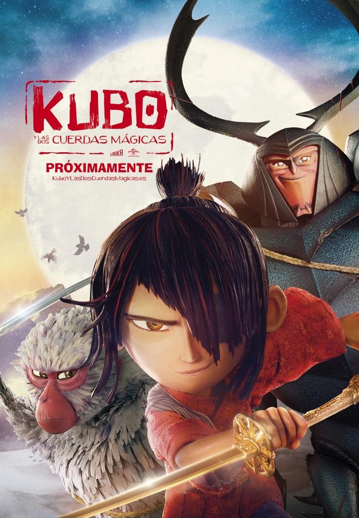 Kubo y las dos cuerdas mágicas  Animación / 2016 / Estados Unidos /