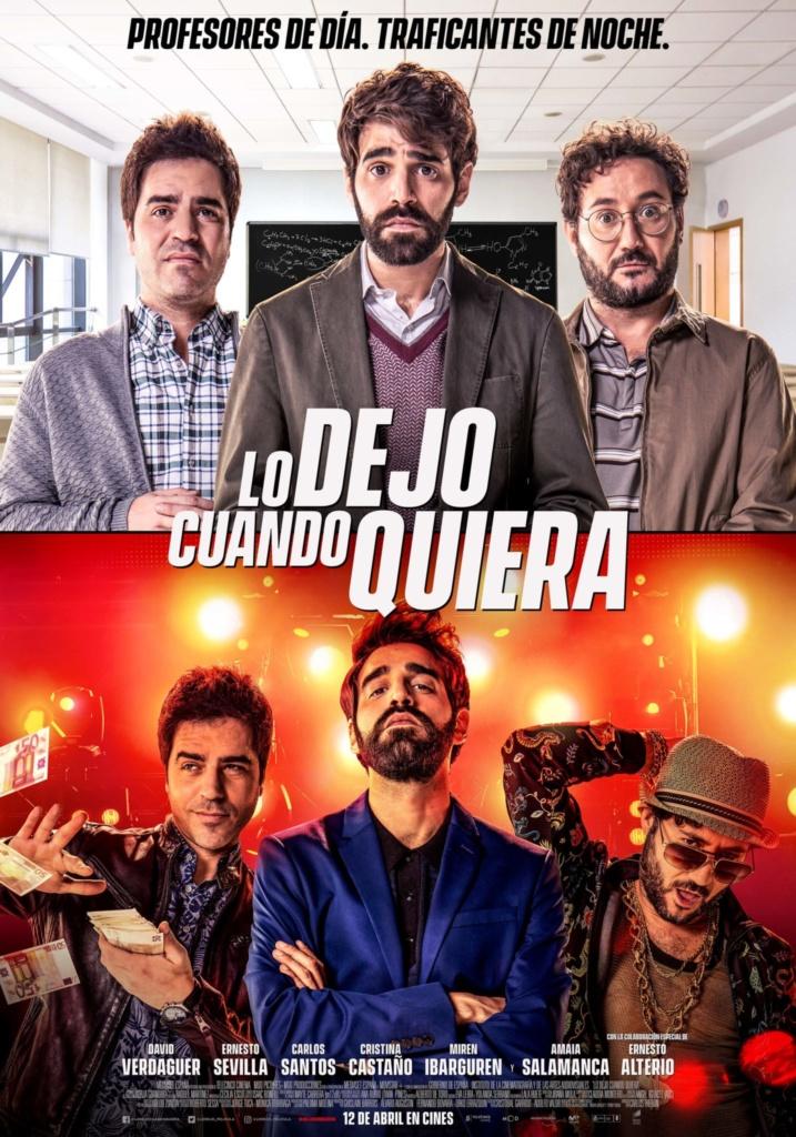 Lo dejo cuando quiera  Comedia / 2019 / España / 98 minutos