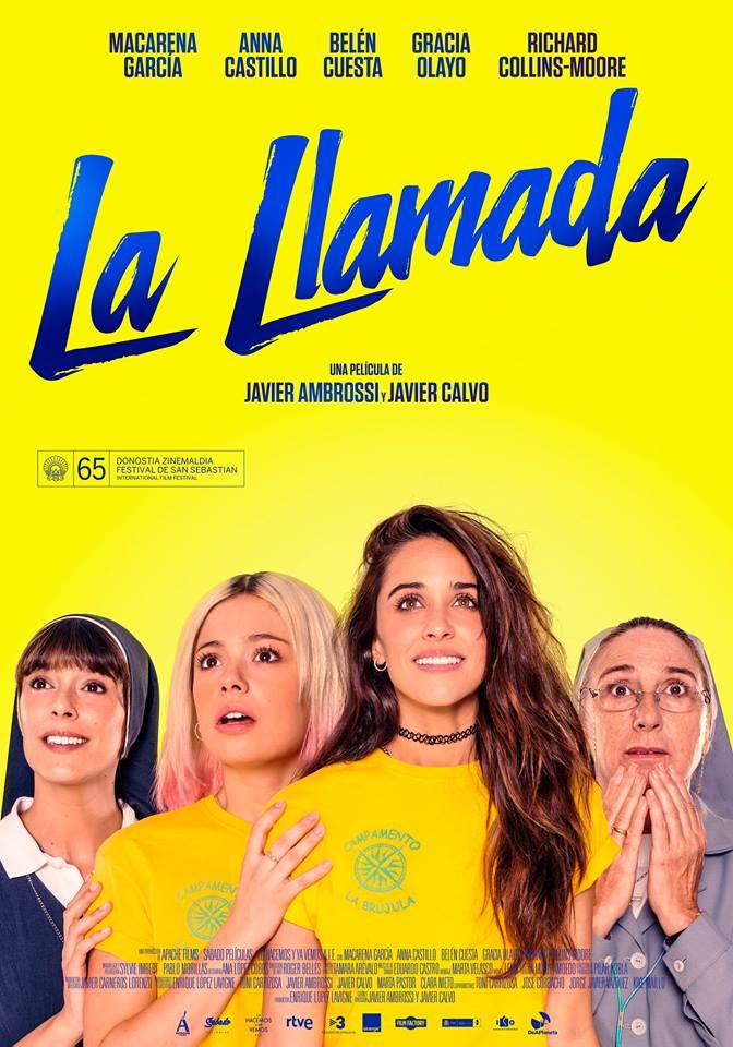 La llamada  Musical / 2017 / España / 108 minutos