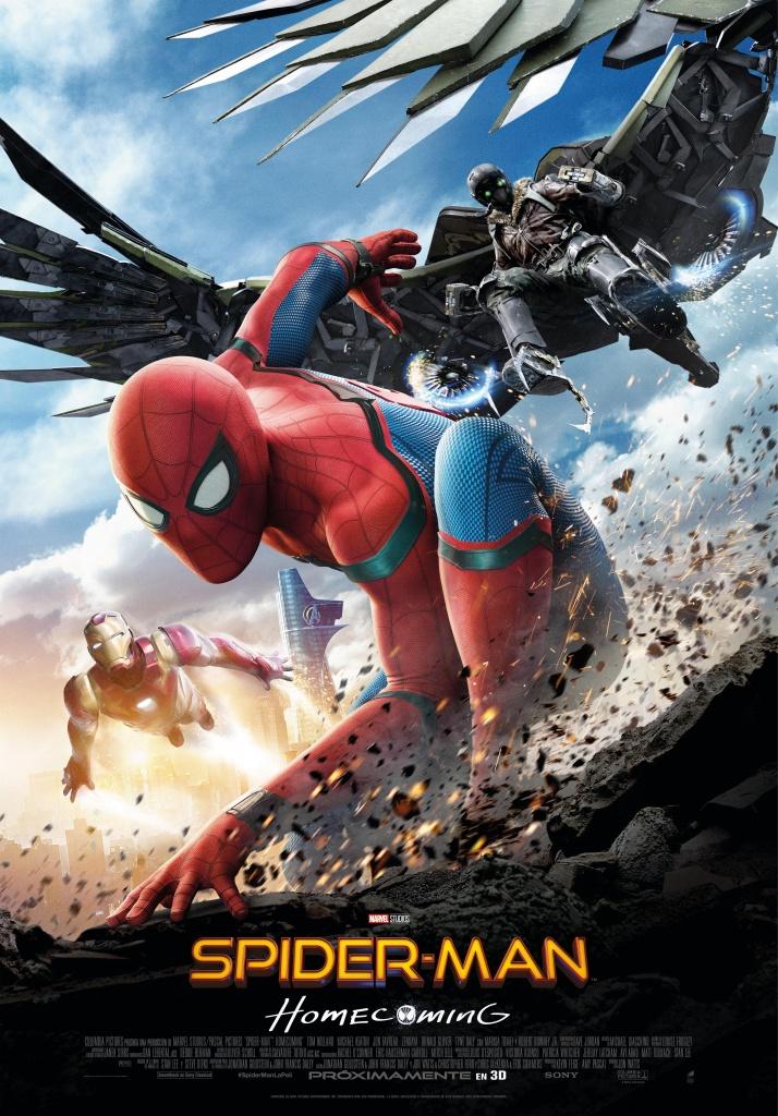 Spider-Man: Homecoming  2017 / EE.UU /