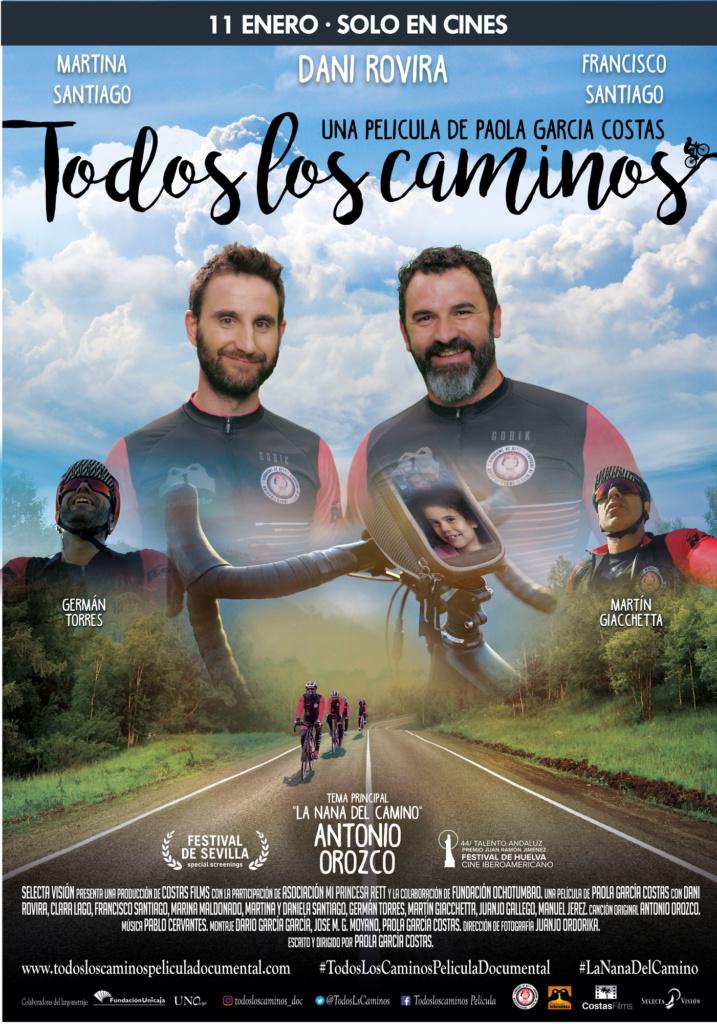 Todos los caminos  Documental / 2019 / España / 98 minutos