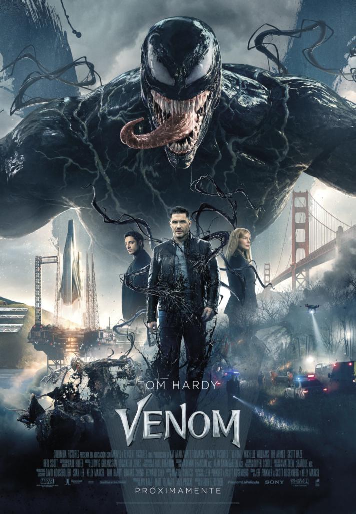Venom  Ciencia-ficción / 2018 / EE.UU /
