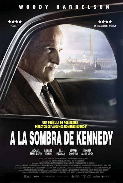 A la sombra de Kennedy  Drama / 2018 / EE.UU / 98 minutos