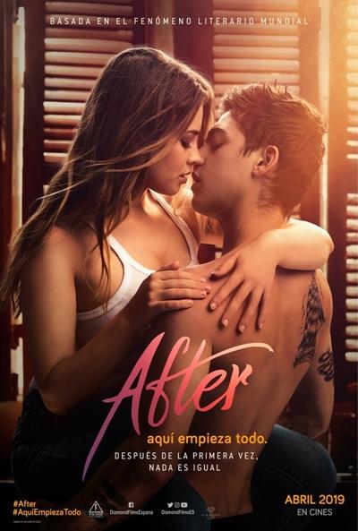 After. Aquí empieza todo  Drama / 2019 / EE.UU / 105 minutos