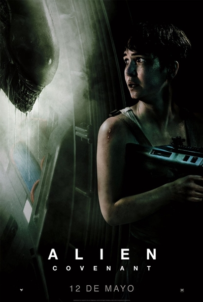 Alien: Covenant  Ciencia-ficción / 2017 / EE.UU /