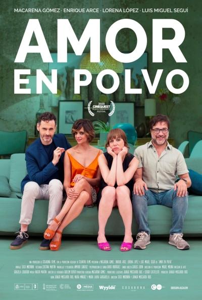 Amor en polvo  Comedia / 2020 / España / 79 minutos