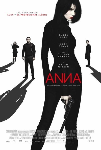 Anna  2019 / Francia / 119 minutos