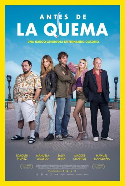 Antes de la quema  Comedia / 2019 / España / 96 minutos