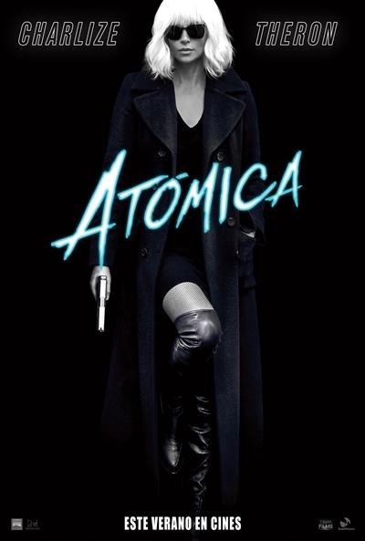 Atómica  Acción / 2017 / EE.UU / 115 minutos