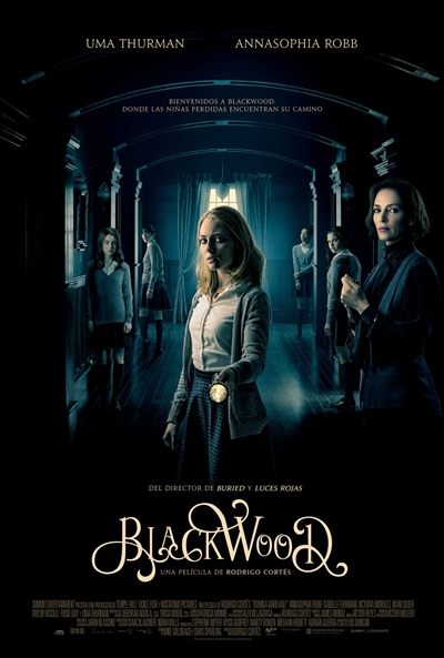 Blackwood  Intriga / 2018 / EE.UU / 96 minutos