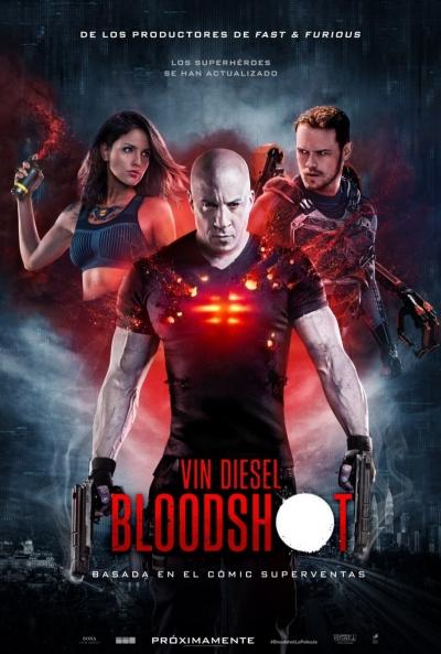 Bloodshot  Acción / 2020 / EE.UU /