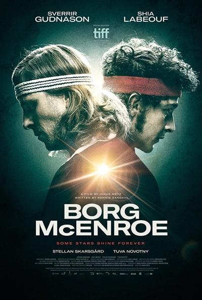 Borg McEnroe  Drama / 2017 / Suecis / 103 minutos