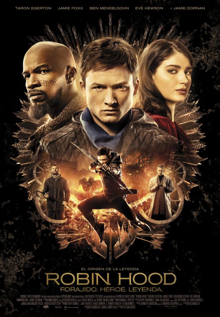 Robin Hood  Aventuras / 2018 / EE.UU /