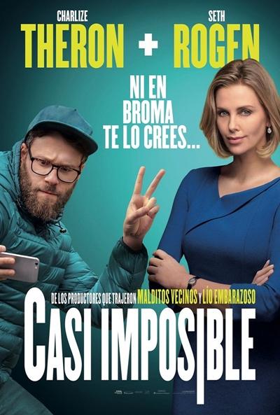 Casi imposible  Comedia / 2019 / EE.UU / 120 minutos