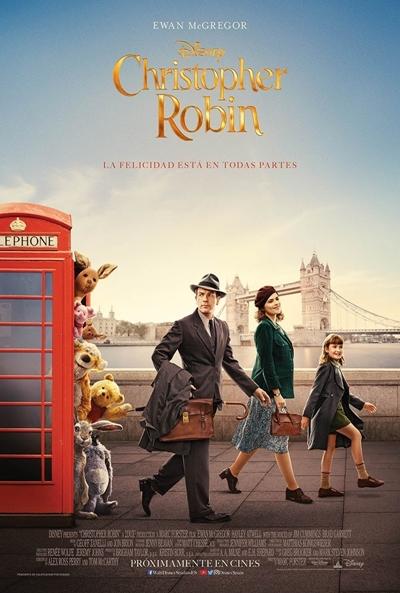 Christopher Robin  Aventuras / 2018 / 104 minutos