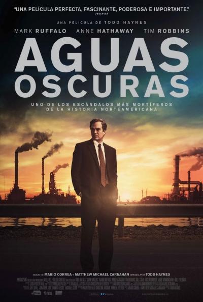 Aguas oscuras  Drama / 2020 / Reino Unido / 126 minutos