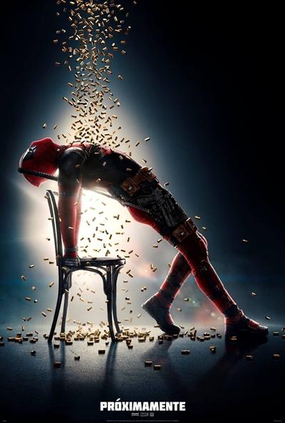 Deadpool 2  Ciencia-ficción / 2018 / EE.UU /