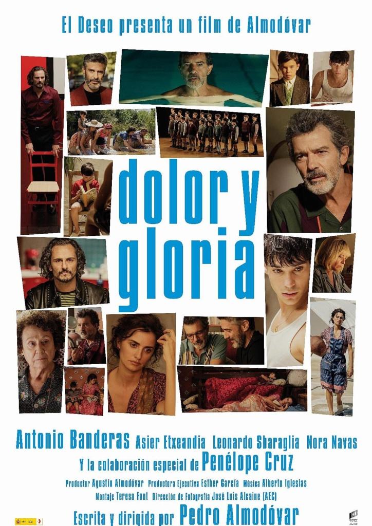 Dolor y gloria  Drama / 2019 / España / 108 minutos
