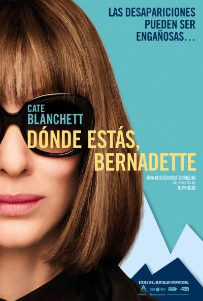 Dónde estás, Bernadette  Comedia / Drama / 2020 / EE.UU / 104 minutos