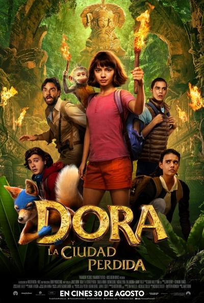 Dora y la ciudad perdida  Infantil / 2019 / EE.UU /