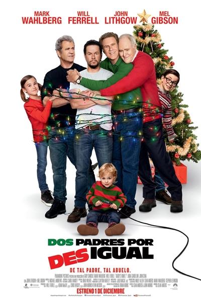 Dos padres por desigual  Comedia / 2017 / EE.UU / 100 minutos
