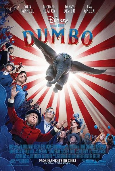 Dumbo  Aventuras / 2019 /