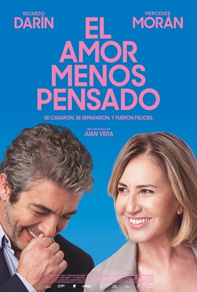 El amor menos pensado  Romántica / 2018 / 136 minutos