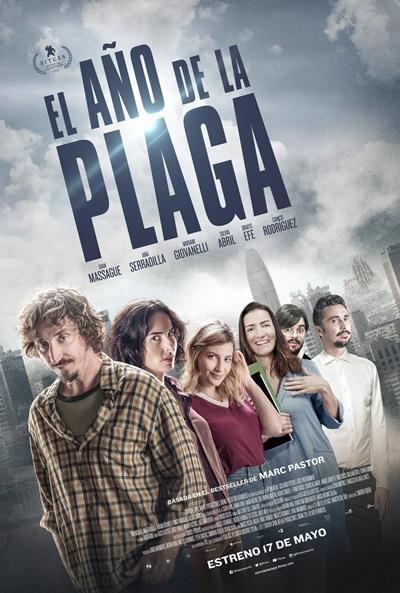 El año de la plaga  Aventuras / 2019 / España / 92 minutos