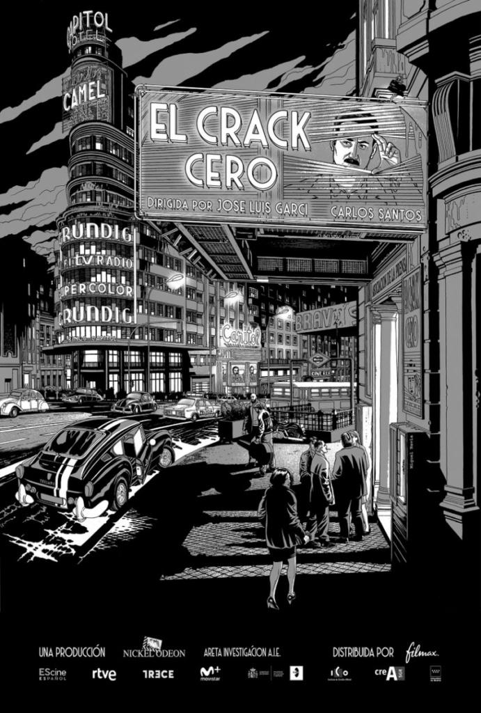 El crack Cero  2019 / 122 minutos