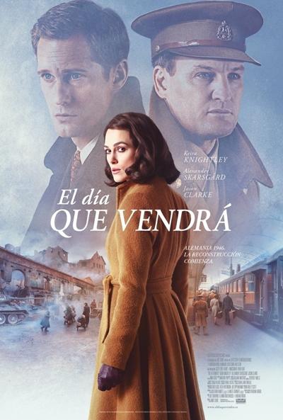 El día que vendrá  Drama / 2019 / Reino Unido / 109 minutos