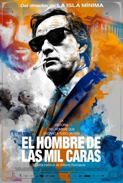 El hombre de las mil caras  Thriller / 2016 / España /