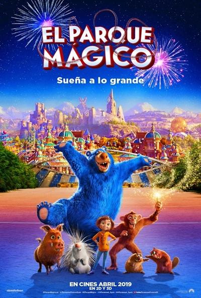 El parque mágico  Animación / 2019 / EE.UU /