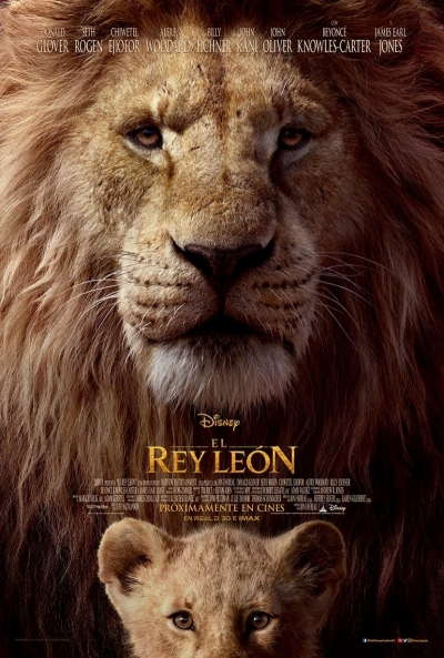El rey león  Animación / 2019 /