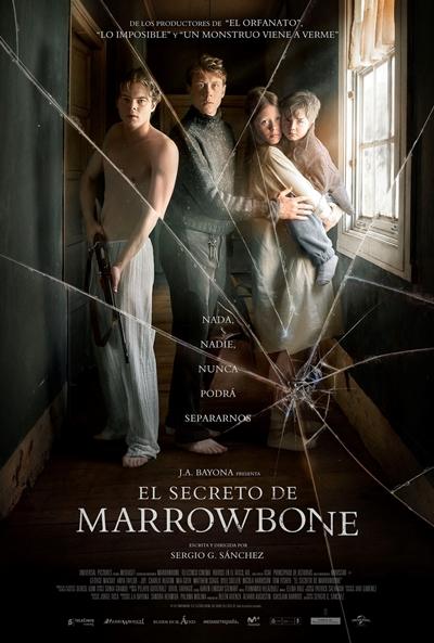 El secreto de Marrowbone  Terror / 2017 / España / 110 minutos