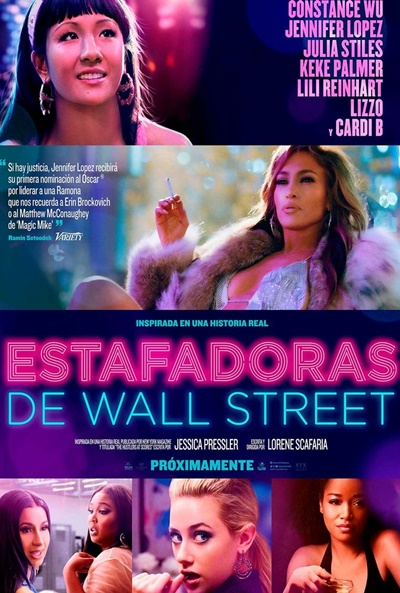 Estafadoras de Wall Street  2019 / 110 minutos