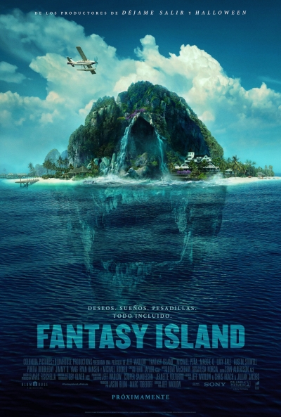 Fantasy Island  Terror / 2020 / 108 minutos