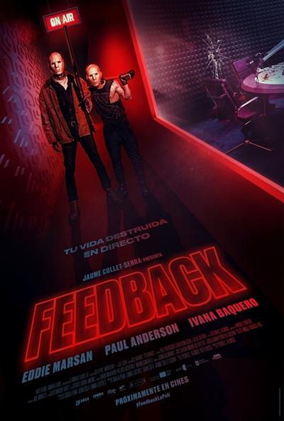 Feedback  Thriller / 2019 / España /
