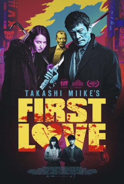 First Love  Thriller / 2020 / Japón / 108 minutos