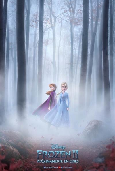 Frozen II  2019 / EE.UU / 103 minutos