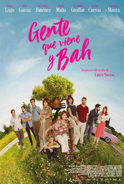 Gente que viene y bah  Comedia / 2019 / España / 97 minutos