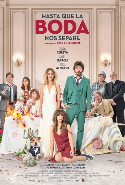 Hasta que la boda nos separe  Comedia / 2020 / España /